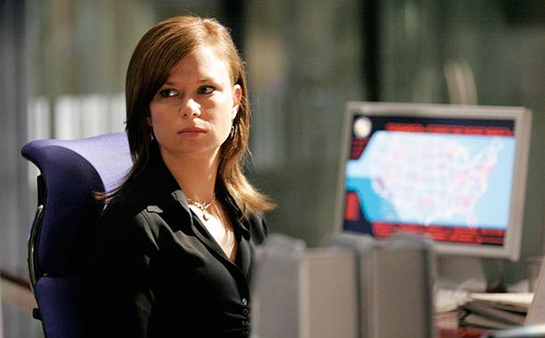 Chloe O'Brian (Mary Lynn Rajskub)