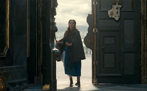 'Beauty and the Beast' enchants with new trailer