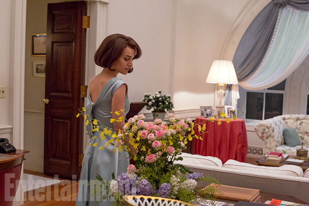 Natalie Portman as Jacqueline Kennedy in 'Jackie'