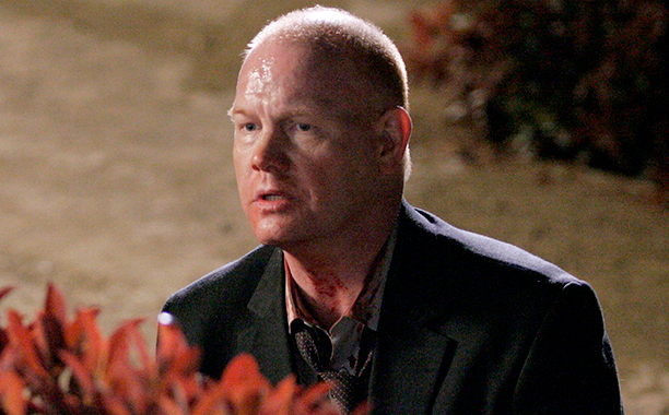 Aaron Pierce (Glenn Morshower)