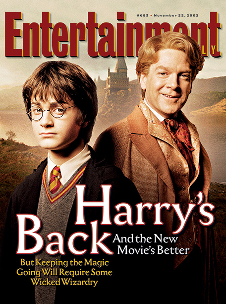 Issue # 683, Harry Potter and the Chamber of Secrets