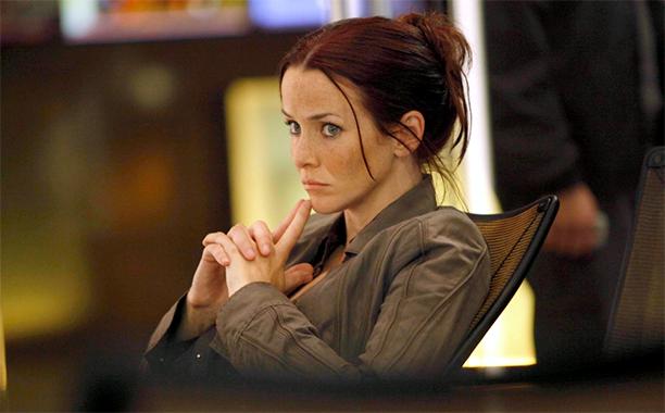 Renee Walker (Annie Wersching)
