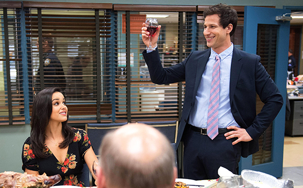 "'Brooklyn Nine-Nine' Season 1 Episode 10: ""Thanksgiving"""
