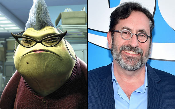 Monsters Inc See The Voices Behind Your Favorite Characters Ew Com