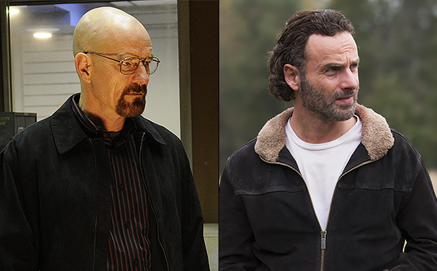 Breaking Bad is a The Walking Dead prequel