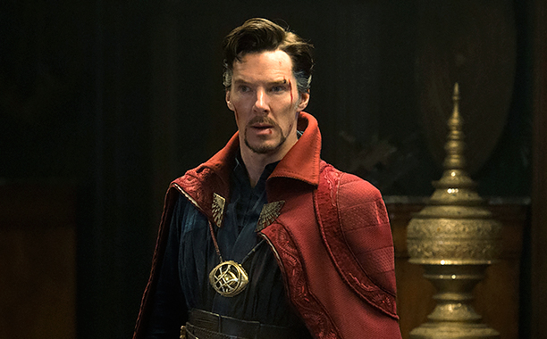 GALLERY: Best/Worst Movies of 2016: ALL CROPS: Marvel's DOCTOR STRANGE (2016) Doctor Stephen Strange (Benedict Cumberbatch) CR: Jay Maidment