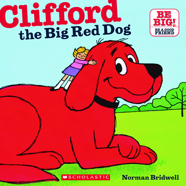 Clifford, Clifford the Big Red Dog
