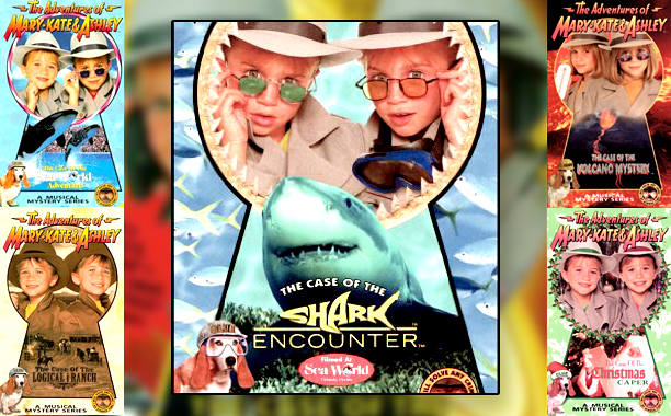 Clue, The Adventures of Mary-Kate and Ashley