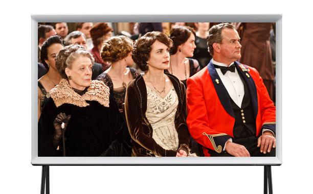 Samsung's SERIF TV