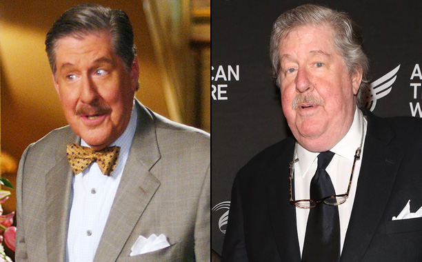 Edward Herrmann (Richard Gilmore)