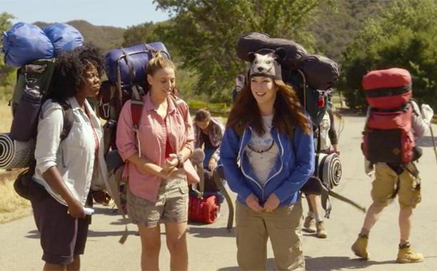 "Lorelai's Hiking Gear (Episode 4: ""Fall"")"