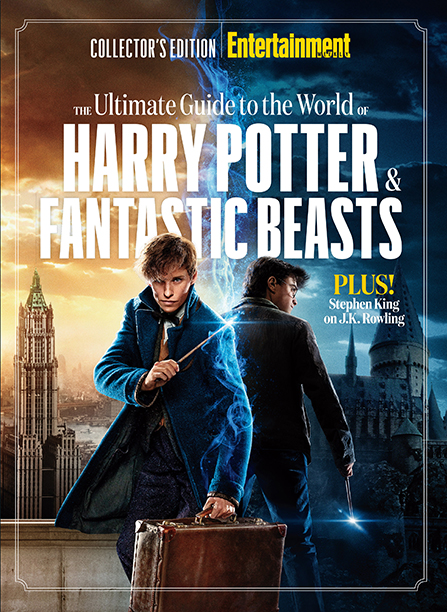 Life Beyond Hogwarts: 'The Ultimate Guide to the World of Harry Potter and Fantastic Beasts'