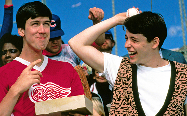 Ferris Bueller is Just a Figment of Cameron's Imagination