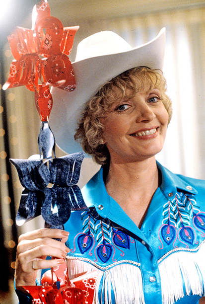 Florence Henderson on The Love Boat on April 30, 1983