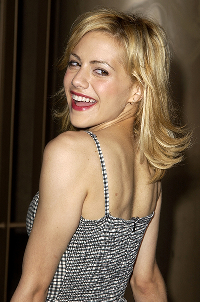 Brittany Murphy at the CQ Premiere in Hollywood on May 13, 2002