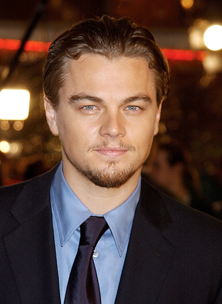 Leonardo DiCaprio at the Catch Me If You Can Los Angeles Premiere on December 16, 2002