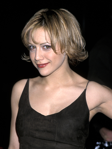 Brittany Murphy at the World Premiere of Common Ground in Los Angeles on January 27, 2000