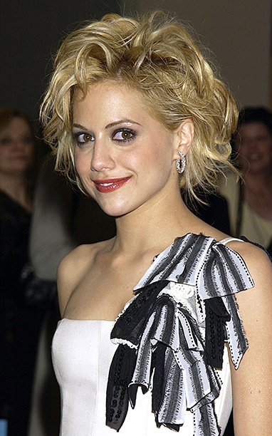 Brittany Murphy at the Sidewalks of New York Premiere in New York City on November 14, 2001