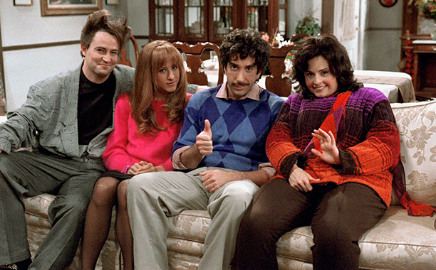 Friends season 5 episode 8: 'The One With All the Thanksgiving Flashbacks'