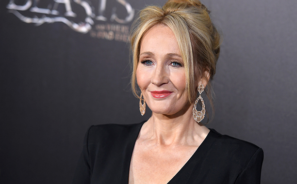 GALLERY: Literary Social Media Stars: GettyImages-622237608.jpg J.K. Rowling attends the 'Fantastic Beasts and Where to Find Them' World Premiere at Alice Tully Hall, Lincoln Center in New York on November 10, 2016