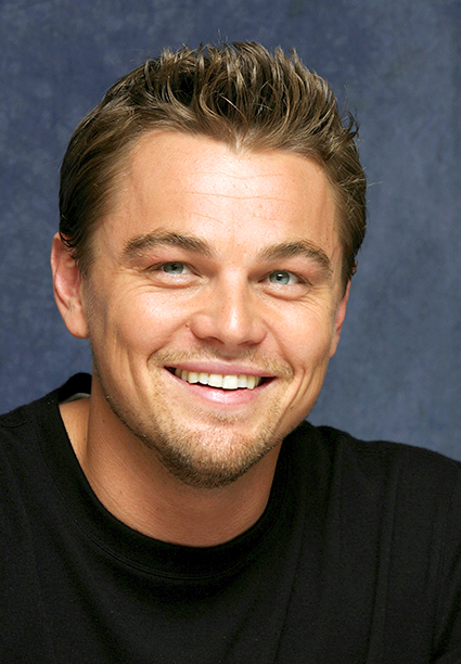 Leonardo DiCaprio in Los Angeles on November 16, 2006
