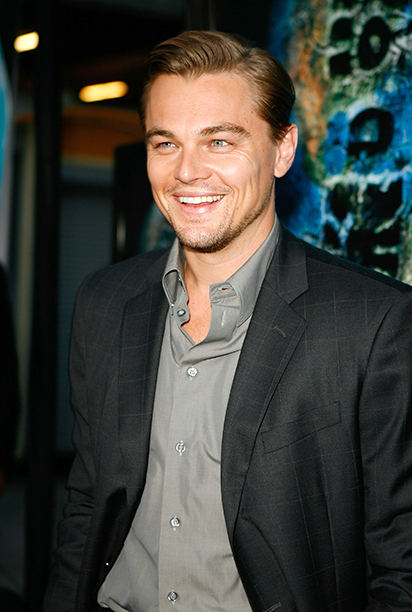 Leonardo DiCaprio at the Premiere of The 11th Hour in Hollywood on August 8, 2007