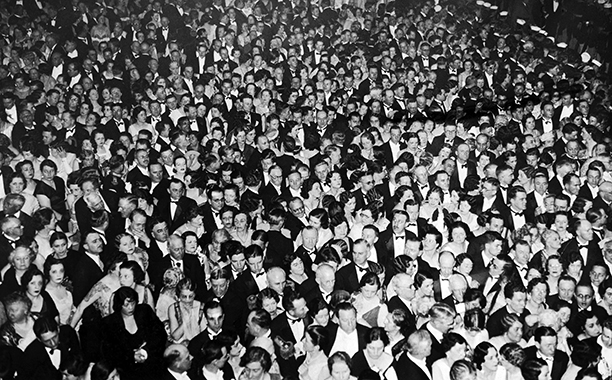 Calvin Coolidge's 1925 Inaugural Ball