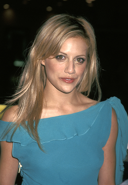 Brittany Murphy at the Summer Catch Premiere on August 22, 2001