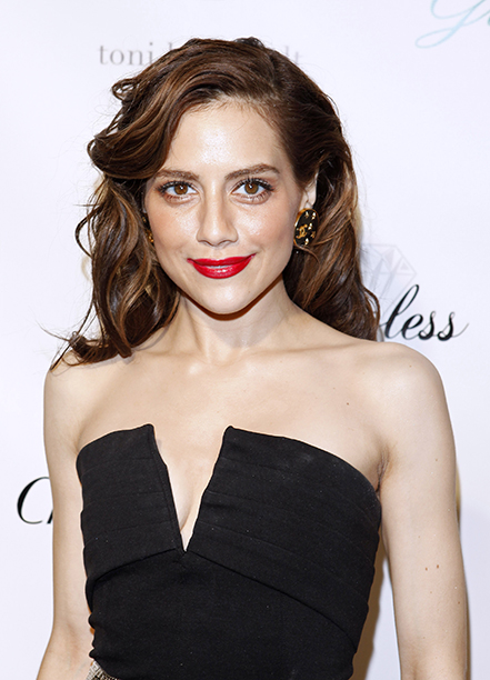 Brittany Murphy at the Across The Hall Los Angeles Premiere on December 1, 2009