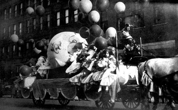 The Evolution of Macy's Thanksgiving Day Parade