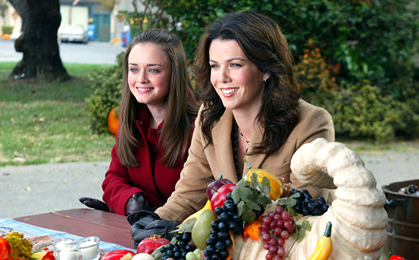 Gilmore Girls season 3, episode 9: 'A Deep-Fried Korean Thanksgiving'