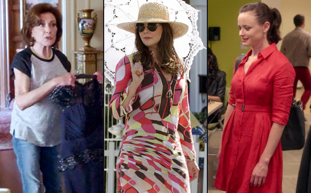 The Biggest Style Moments of 'Gilmore Girls: A Year in the Life'