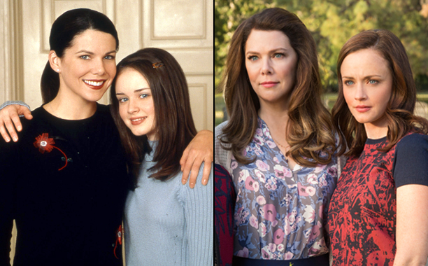 The Evolution of 'Gilmore Girls'