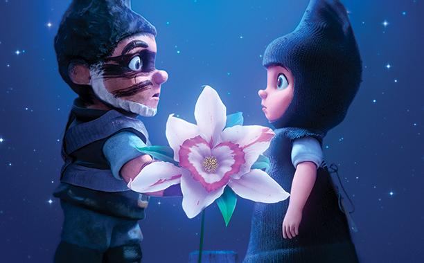 8. Gnomeo and Juliet (2011)