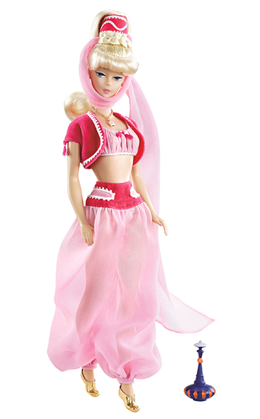 Barbara Eden as Jeannie in I Dream of Jeannie