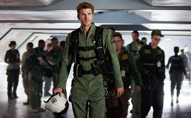 GALLERY: Best/Worst Movies of 2016: ALL CROPS: INDEPENDENCE DAY: RESURGENCE, Liam Hemsworth, 2016. ph: Claudette Barius / TM & copyright © 20th Century Fox Film Corp. All rights reserved / courtesy Everett Collection
