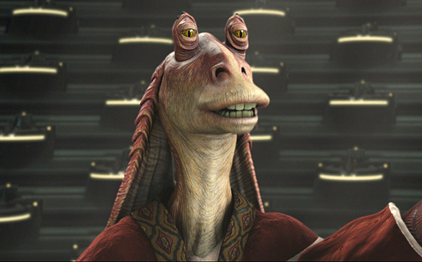 There's Much More to Jar Jar Binks