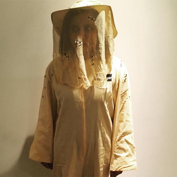Mindy Kaling as a Beekeeper