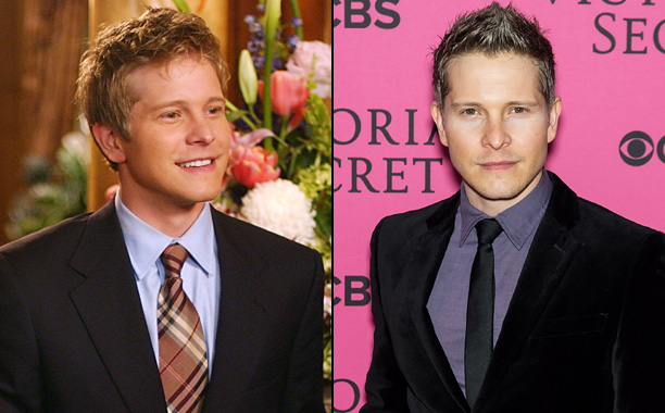 Matt Czuchry (Logan Huntzberger)