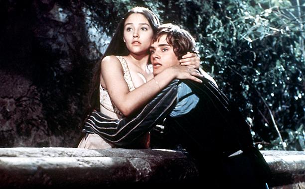2. Romeo and Juliet (1968)