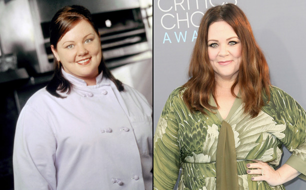 Melissa McCarthy (Sookie St. James)