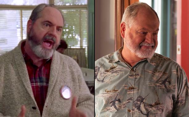 Michael Winters as Taylor Doose in Season 1; Michael Winters as Taylor Doose in A Year in the Life