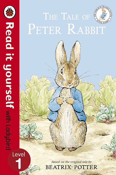 The Read It Yourself Edition of The Tale of Peter Rabbit