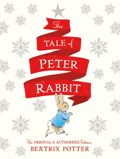The Penguin Books Australia Christmas Edition of The Tale of Peter Rabbit