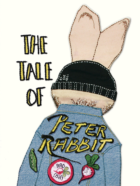 British Fashion Designer Collection Edition of The Tale of Peter Rabbit by the Cats Brothers