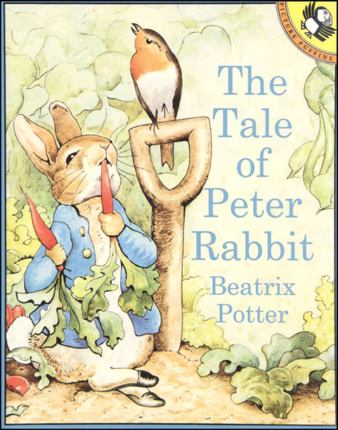 Picture Puffin Edition of The Tale of Peter Rabbit