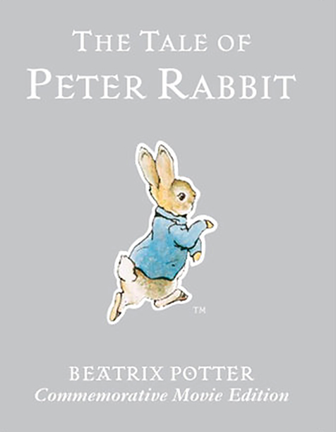The Commemorative Movie Edition of The Tale of Peter Rabbit