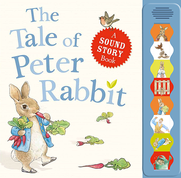 Sound Story Book Edition of The Tale of Peter Rabbit