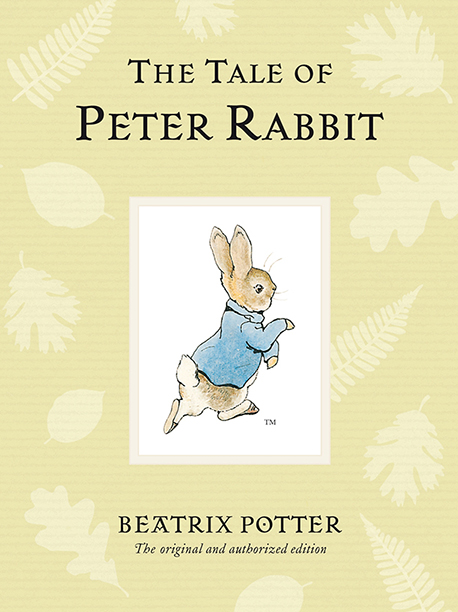 The 110th Anniversary Edition Limited Cover of The Tale of Peter Rabbit