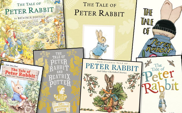 The Evolution of 'The Tale of Peter Rabbit'